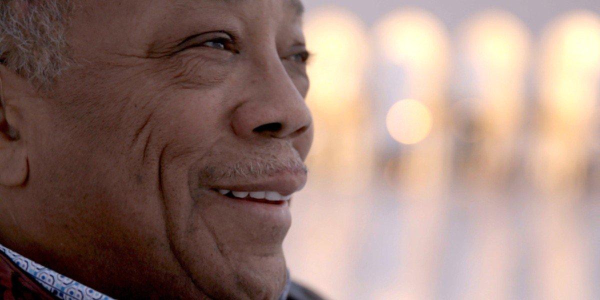 Quincy Jones in Netflix's Quincy