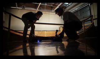 Hoverboard Using 'Magnetic Field Architecture'