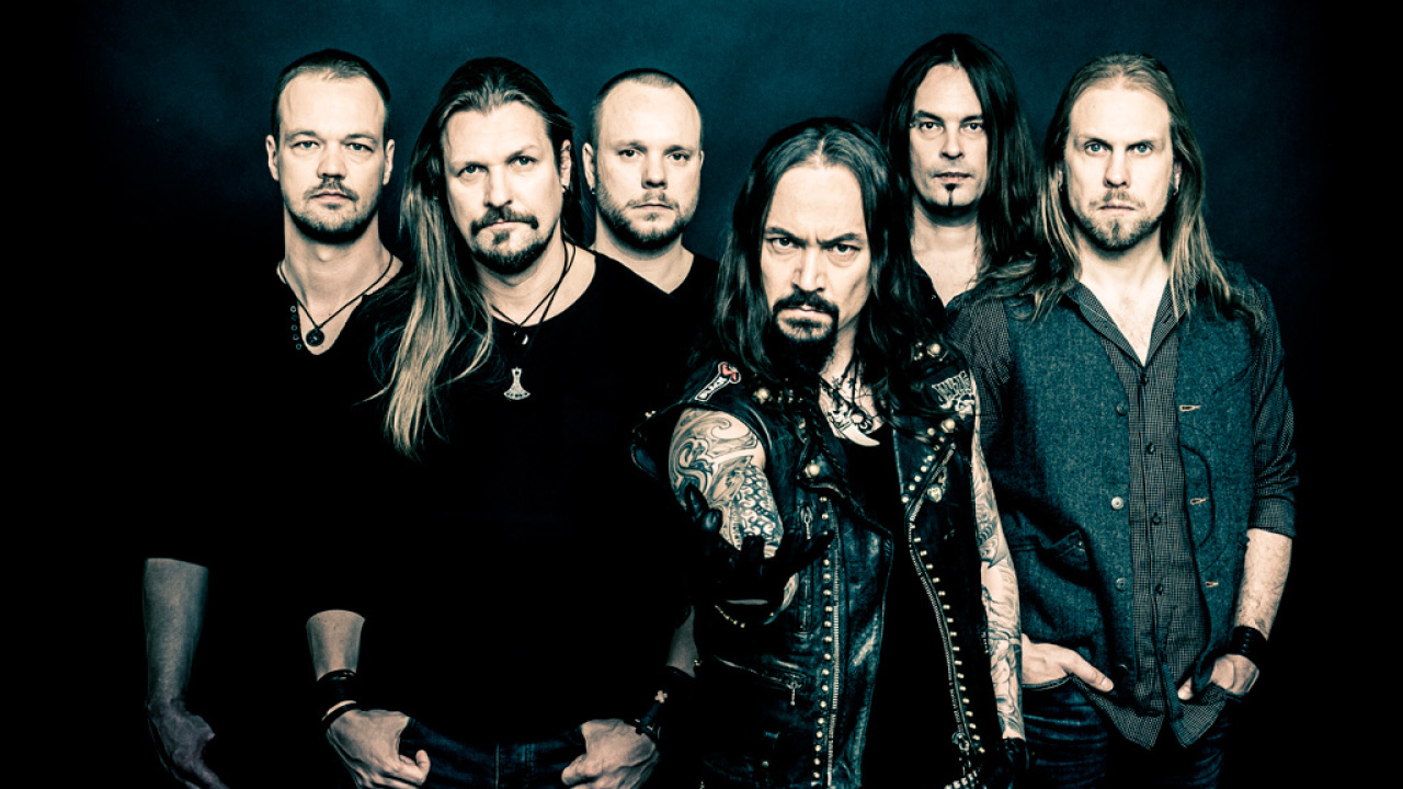 Amorphis: Masters Of Inspiration   Louder