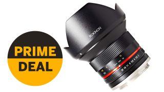 Amazon Prime Day: Rokinon lenses