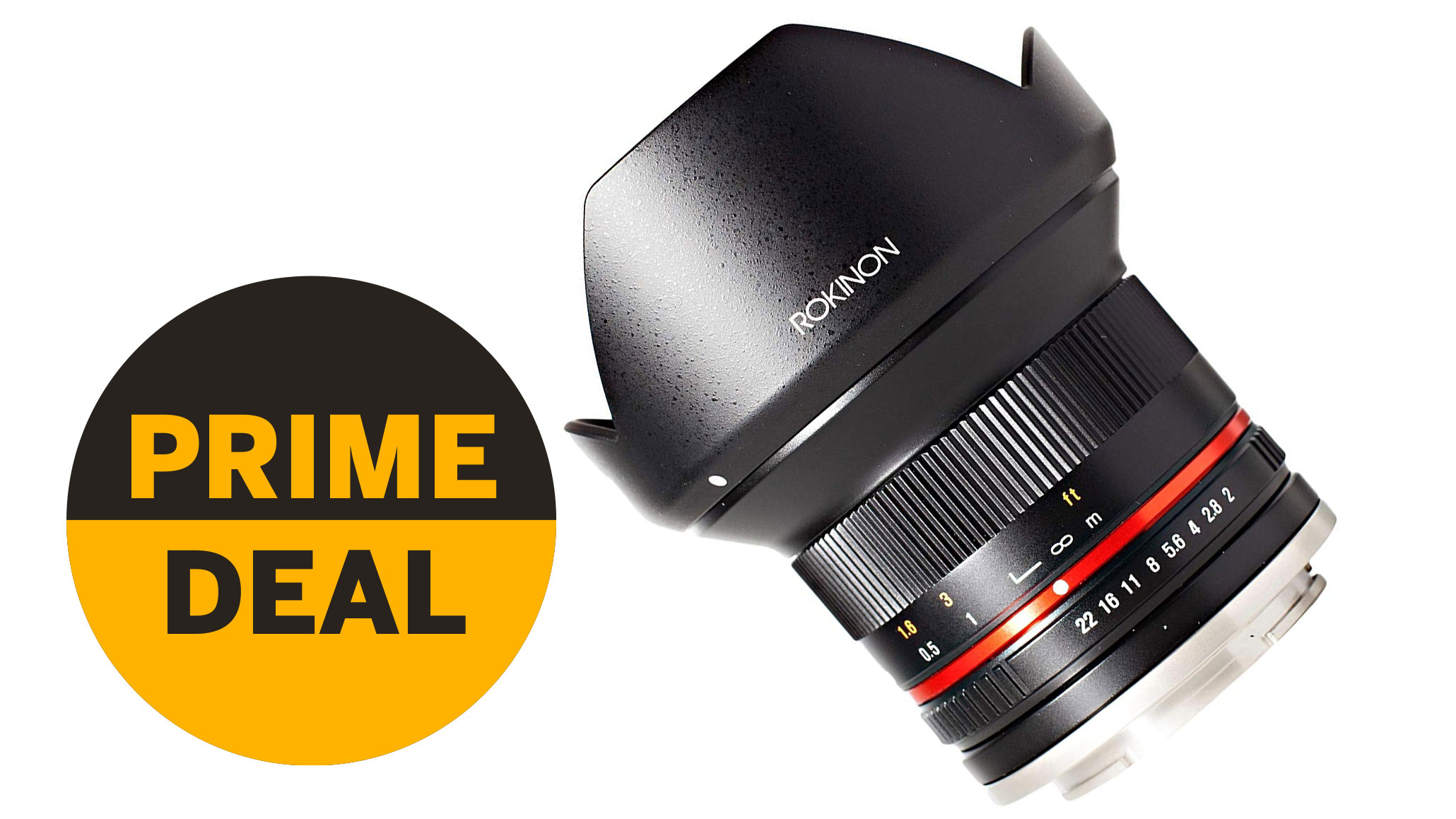 Rokinon lenses at amazing prices in Amazon Prime Day lightning deals | Digital Camera World