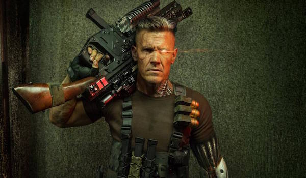 Josh Brolin's New Cable Photo Is Super Intense, Check It Out