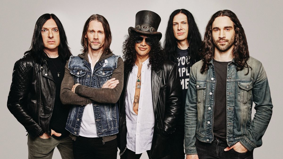 Slash and Myles Kennedy share The River Is Rising, the first taste of new album 4