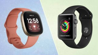 Fitbit Versa 3 vs. Apple Watch 3