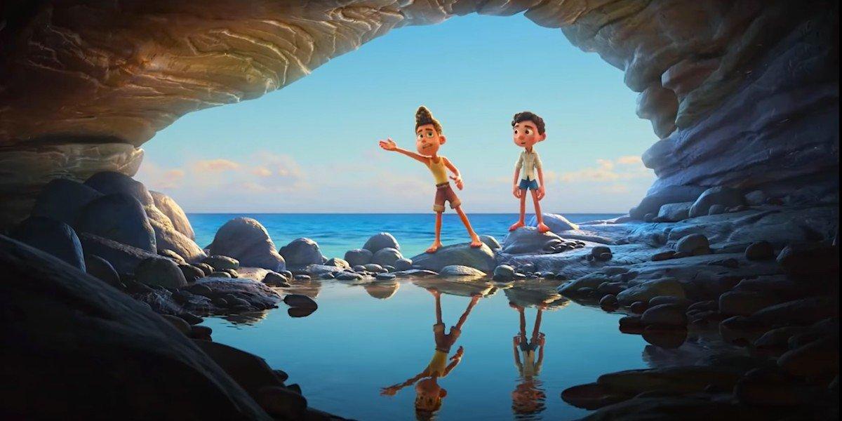 Pixar/Disney's Luca