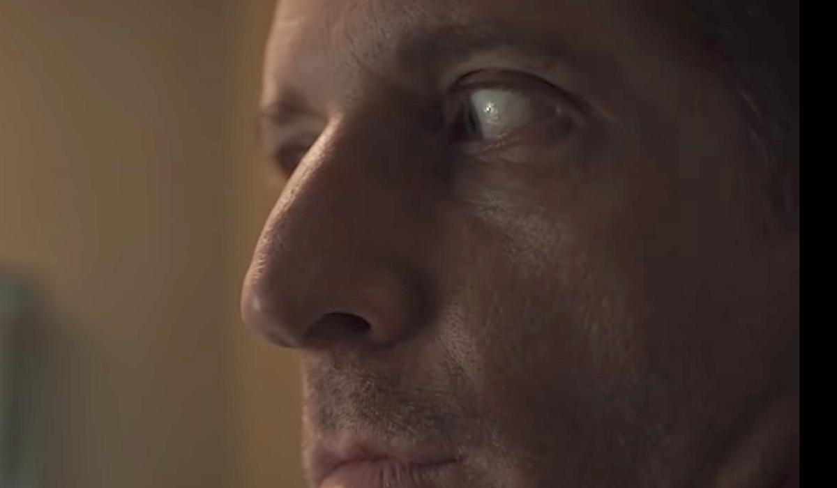 castle rock season 2 trailer close up of eyeball