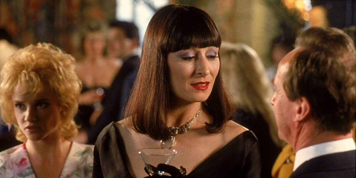 Anjelica Huston - The Witches 2020
