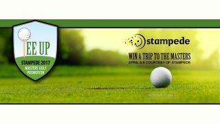 Stampede Launches 2017 Masters Tournament Sales Incentive Program