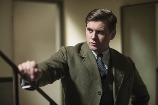 Downton Abbey star Allen Leech