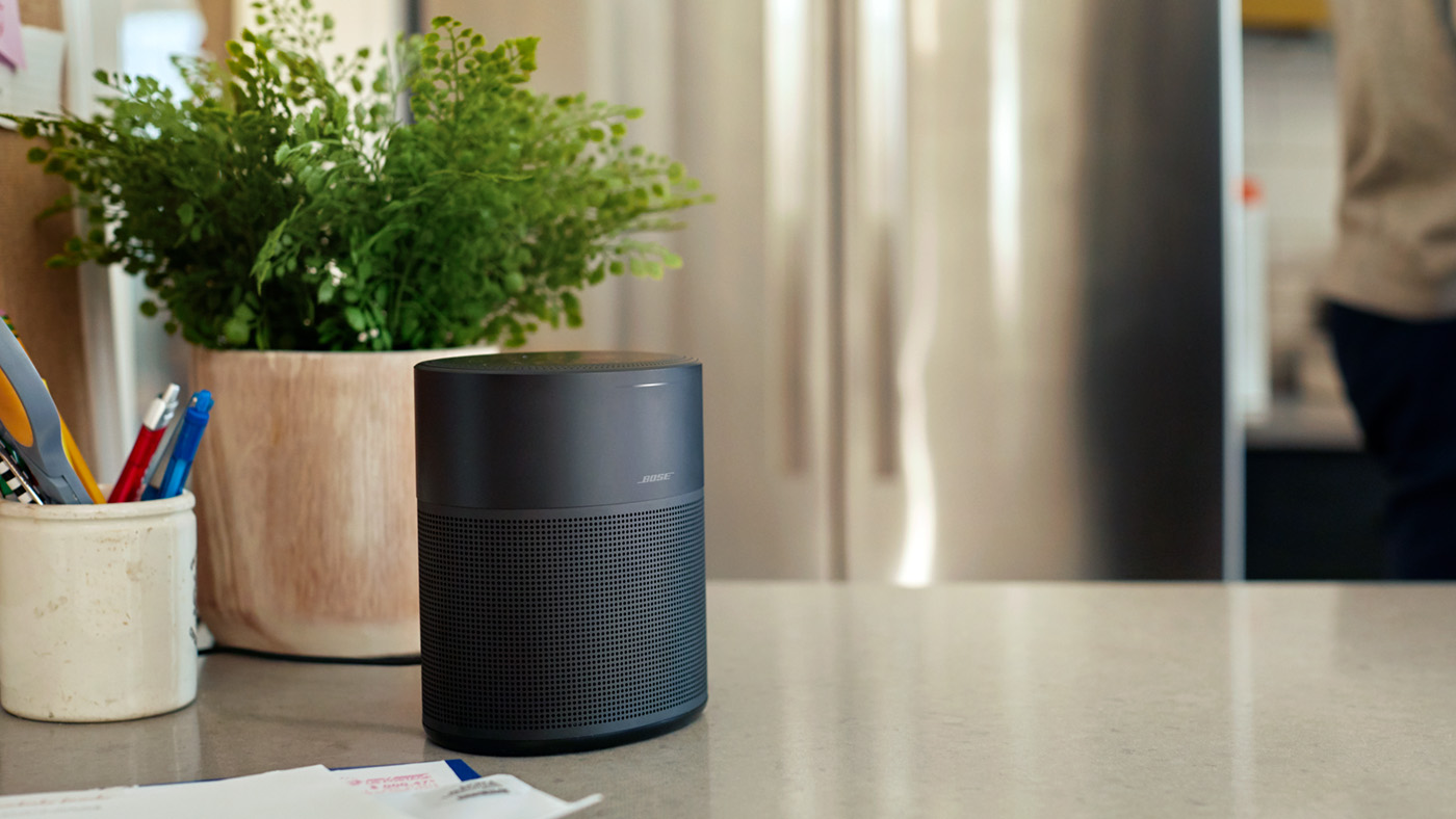Bose Home Smart 300 speaker and Google Assistant update