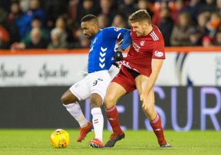 Aberdeen v Rangers – Ladbrokes Scottish Premiership – Pittodrie Stadium