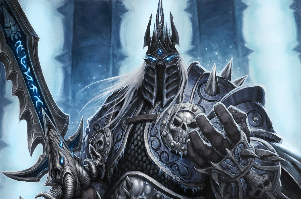 Guide to beating Hearthstone's Lich King with every class | PC Gamer