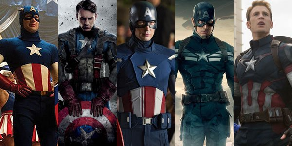 The Captain America Costume That Chris Evans Loves The Most