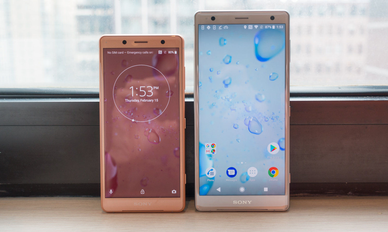 Sony Xperia XZ2 Hands-On: The Compact Steals the Show