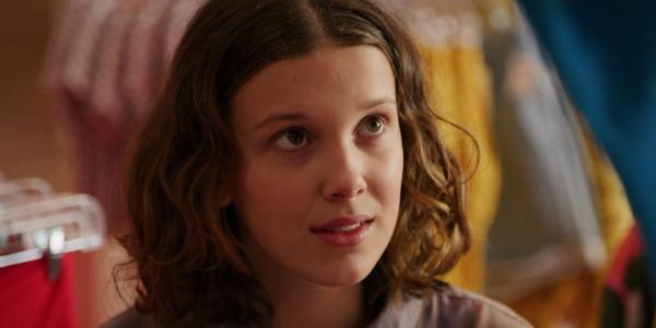 Stranger Things Eleven Millie Bobby Brown Netflix