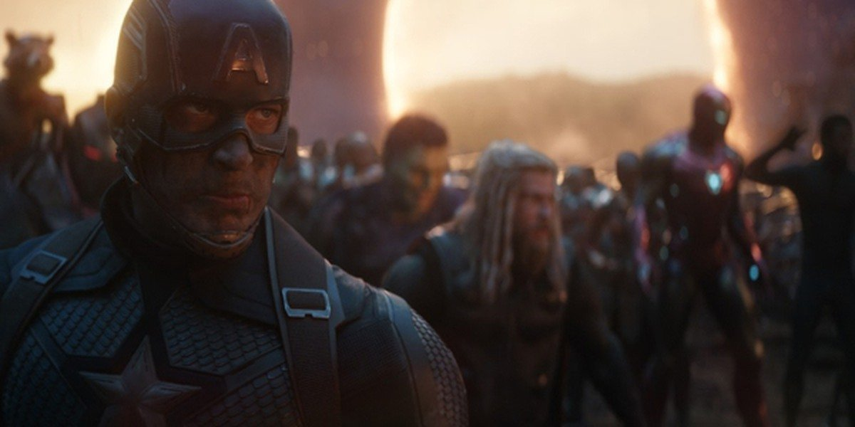 Avengers: Endgame is an example of a film that was shot entirely with IMAX cameras.