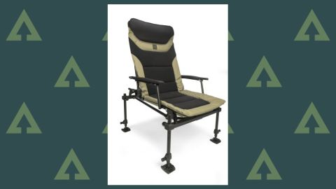 Review: Korum X25 Deluxe Accessory Chair and Barrow Kit
