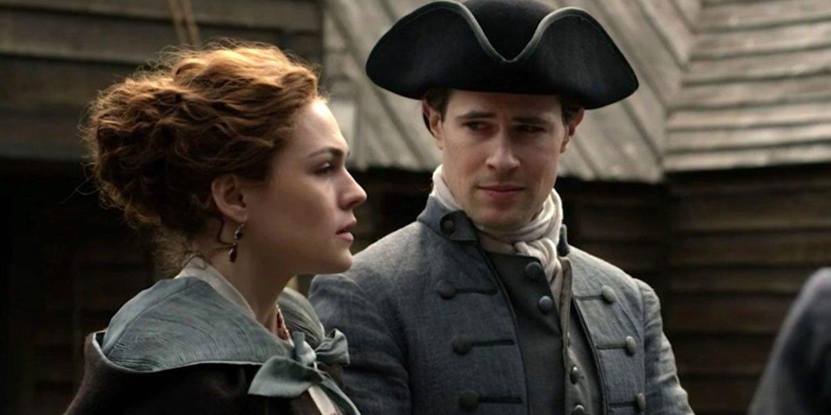 Lord John Grey actor David Berry Leaving Outlander?