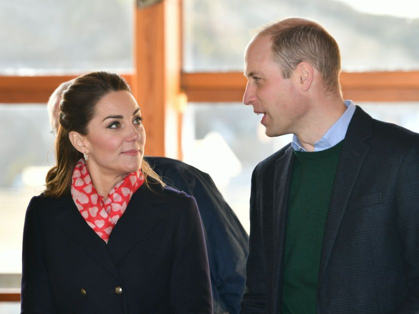 The lovely way Prince William and Catherine are taking after Prince Harry and Meghan
