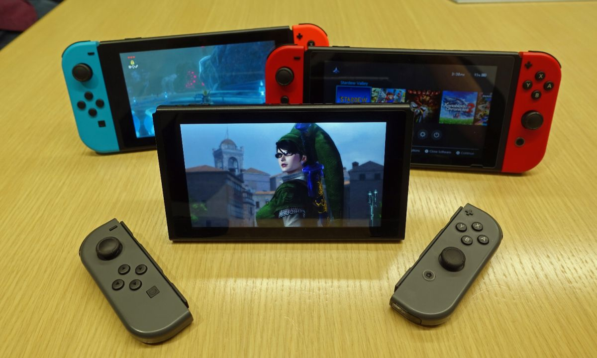 A Year with Nintendo Switch: What We Love and Hate | Tom's Guide