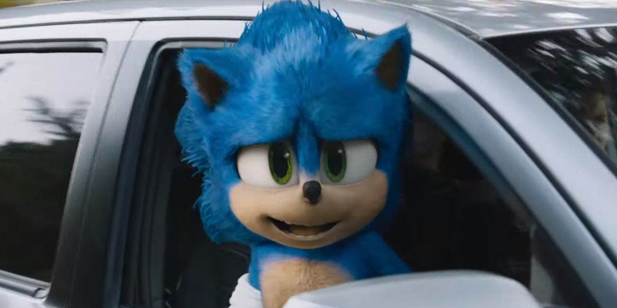 Sonic The Hedgehog Movie All The Changes Made For His Redesign Cinemablend