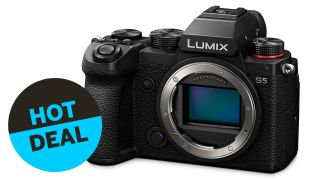 Panasonic S5 mega deal: free £499 Sigma prime lens with this launch camera offer