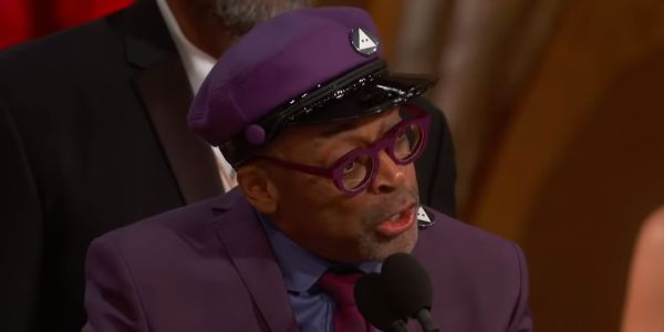 Spike Lee at 2019 Oscars