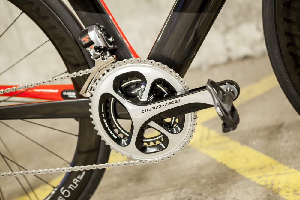 Compact chainset as standard