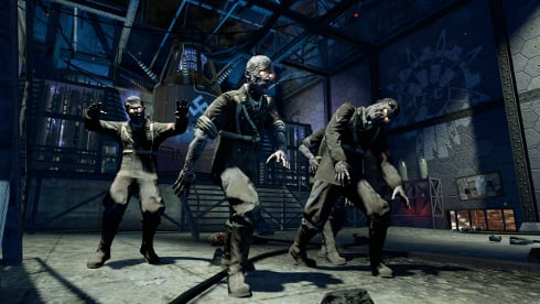 Zombies Invade The Moon In Call Of Duty: Black Ops Rezurrection Pack #18528