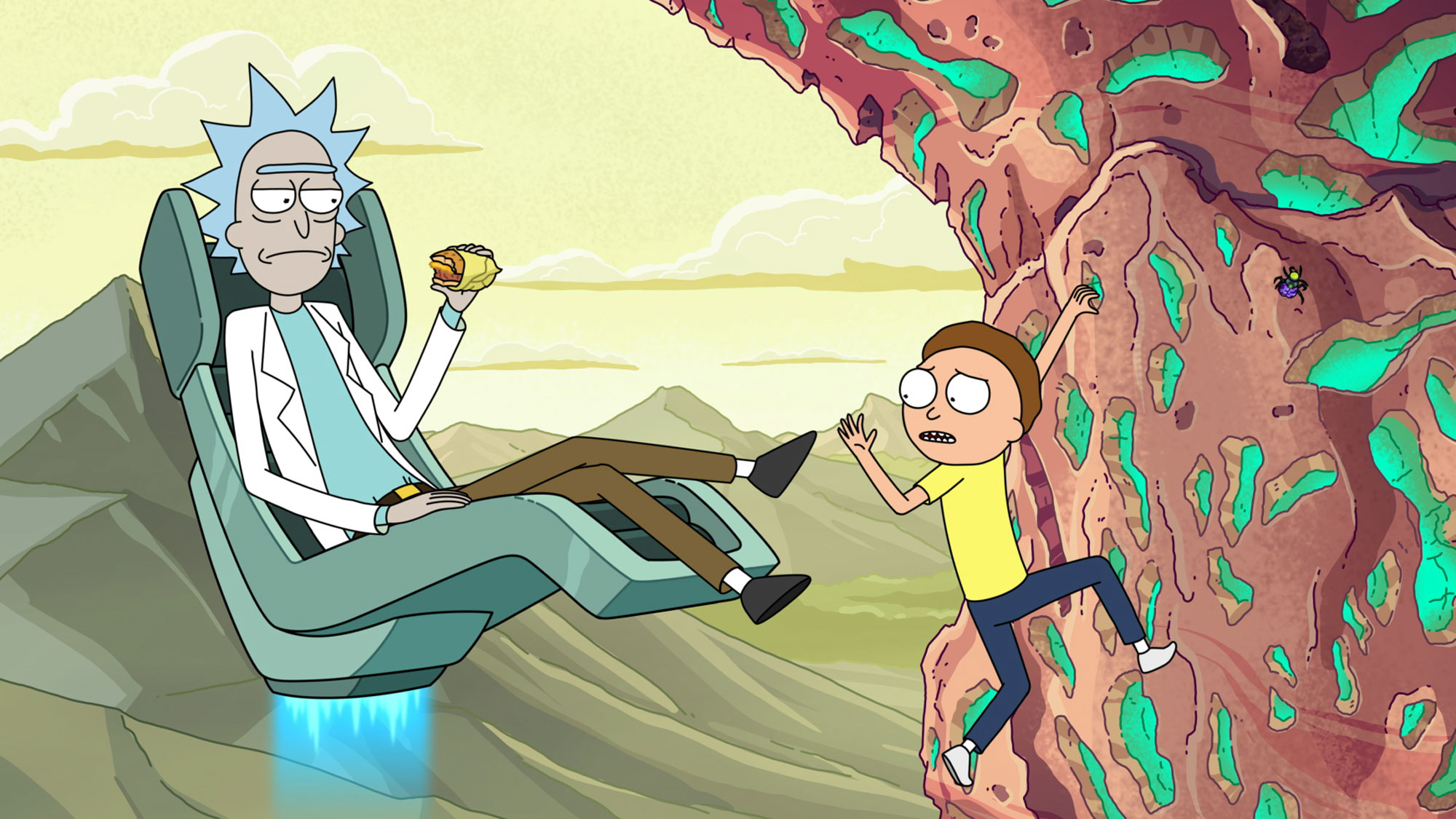 How to watch Rick and Morty season 4 finale online: Episode 10 ...