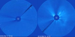 Spacecraft Video Shows Sun Waking Up