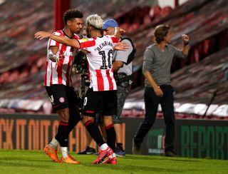 Brentford v Swansea City – Sky Bet Championship – Play-Off – Semi Final – Second Leg – Griffin Park