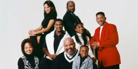 Will Smith Releases Hilarious And Sweet Unused Footage From The Fresh Prince Of Bel-Air Reunion