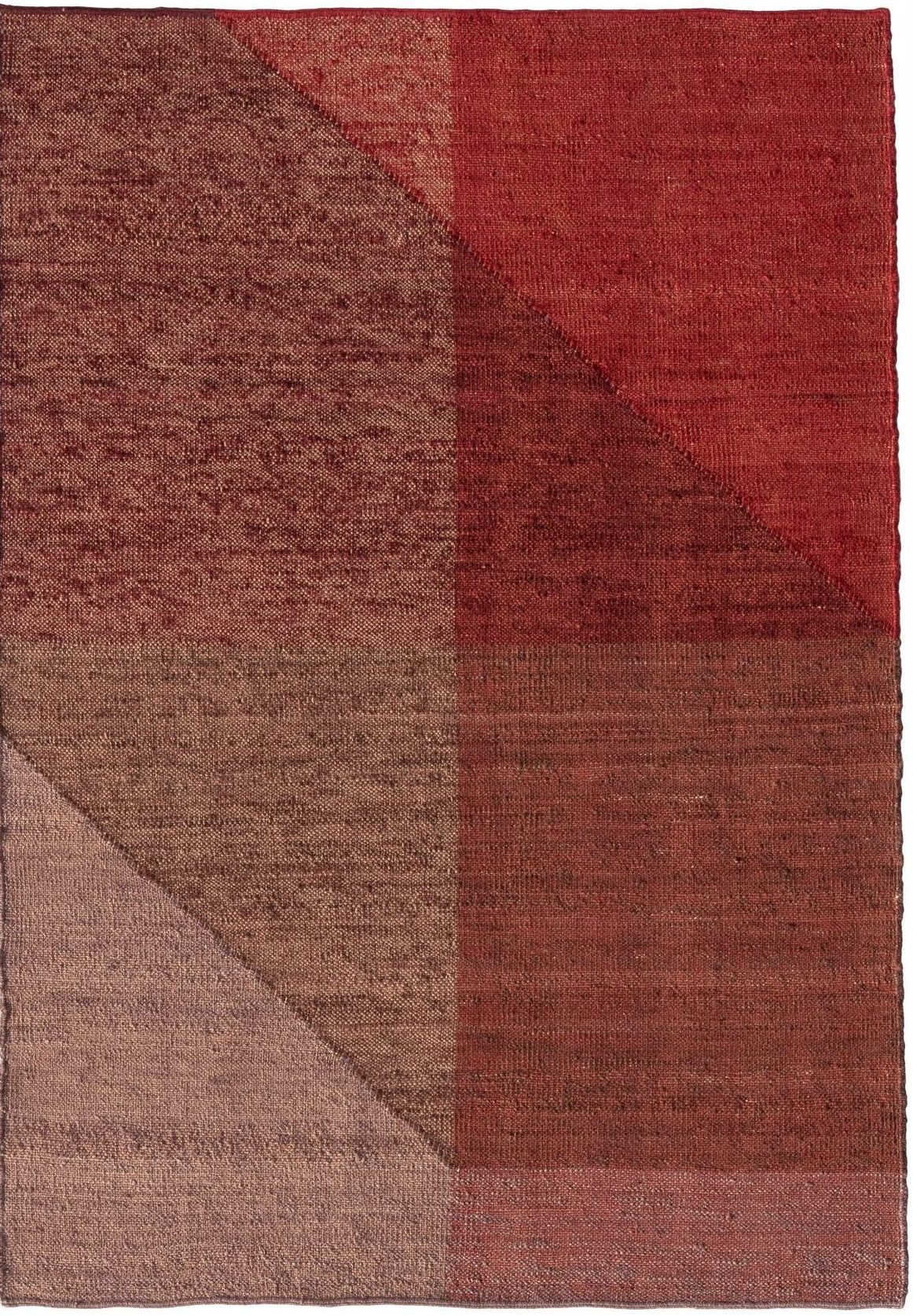 Fresh and modern flatweave rugs from Nani Marquina