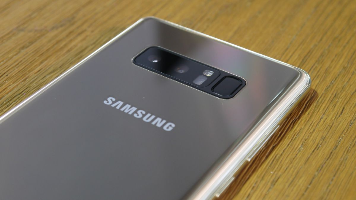 Samsung Galaxy Note 9 renders show the phone in three colors