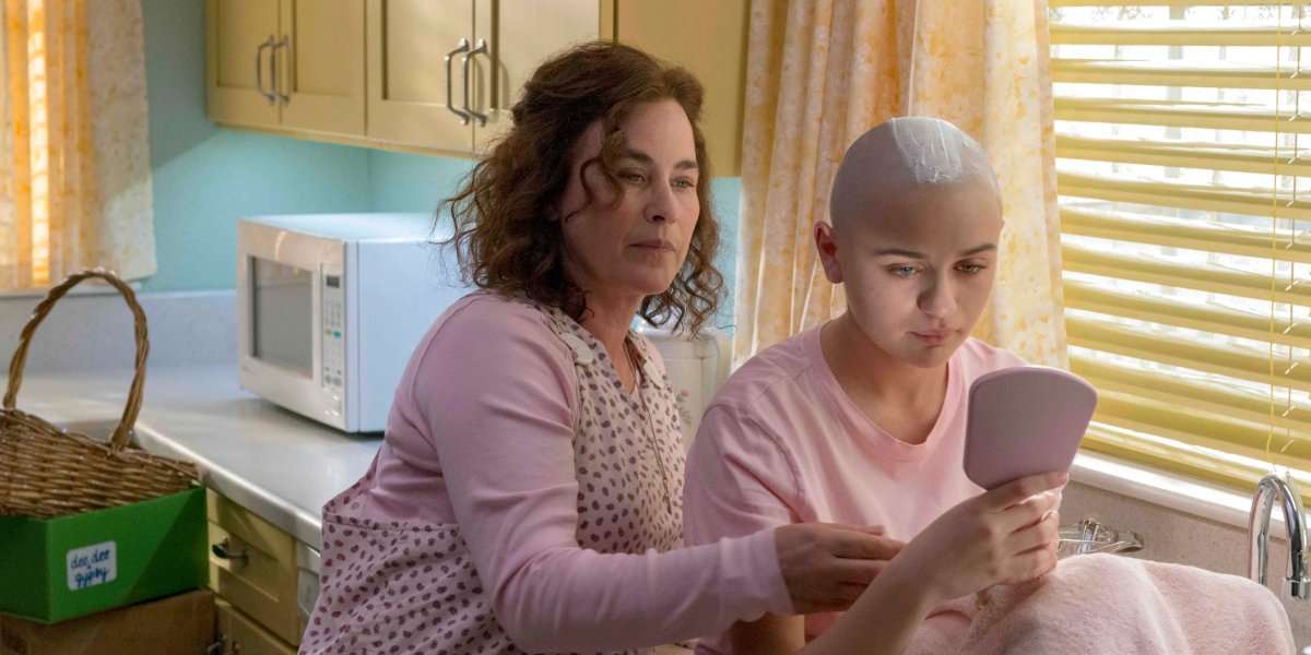 Patricia Arquette and Joey King on The Act