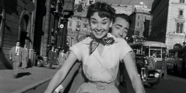 Audrey Hepburn, Gregory Peck - Roman Holiday