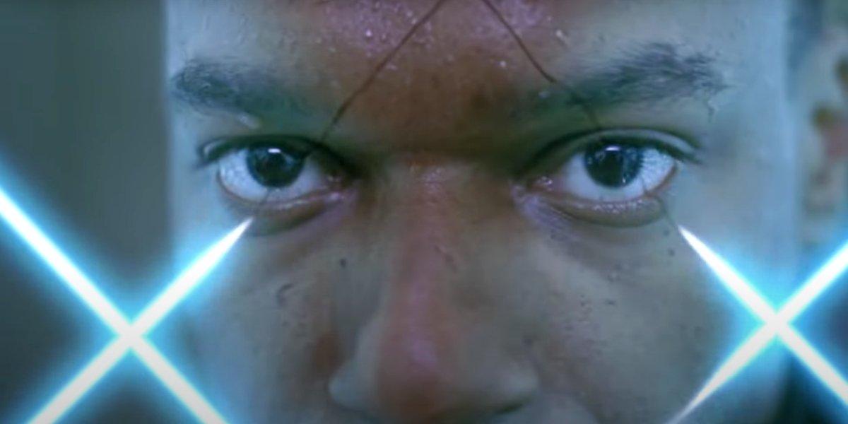Colin Salmon in Resident Evil