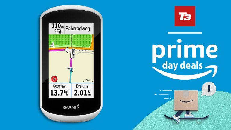 Garmin Prime Day deal Garmin Edge Explore GPS Bicycle Sat Nav deal