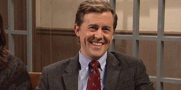 Alex Moffat Saturday Night Live NBC