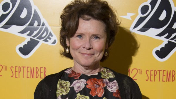 Imelda Staunton has been honoured