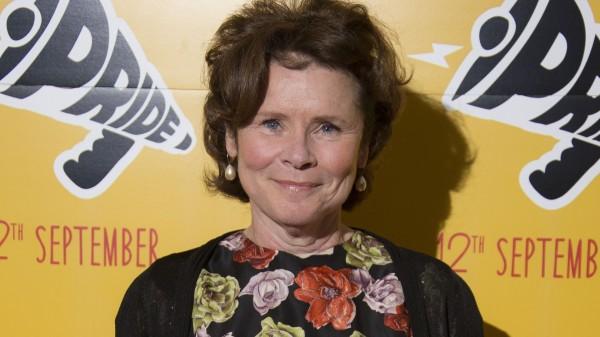 Imelda Staunton has been honoured