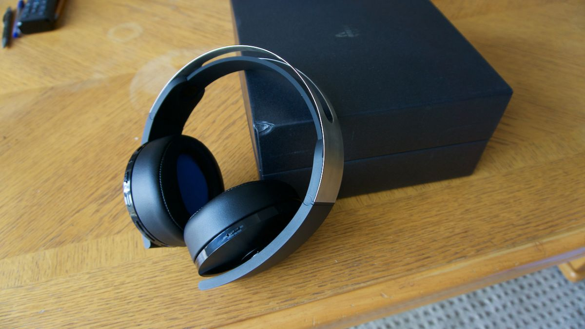 Playstation Platinum Wireless Headset Review Techradar