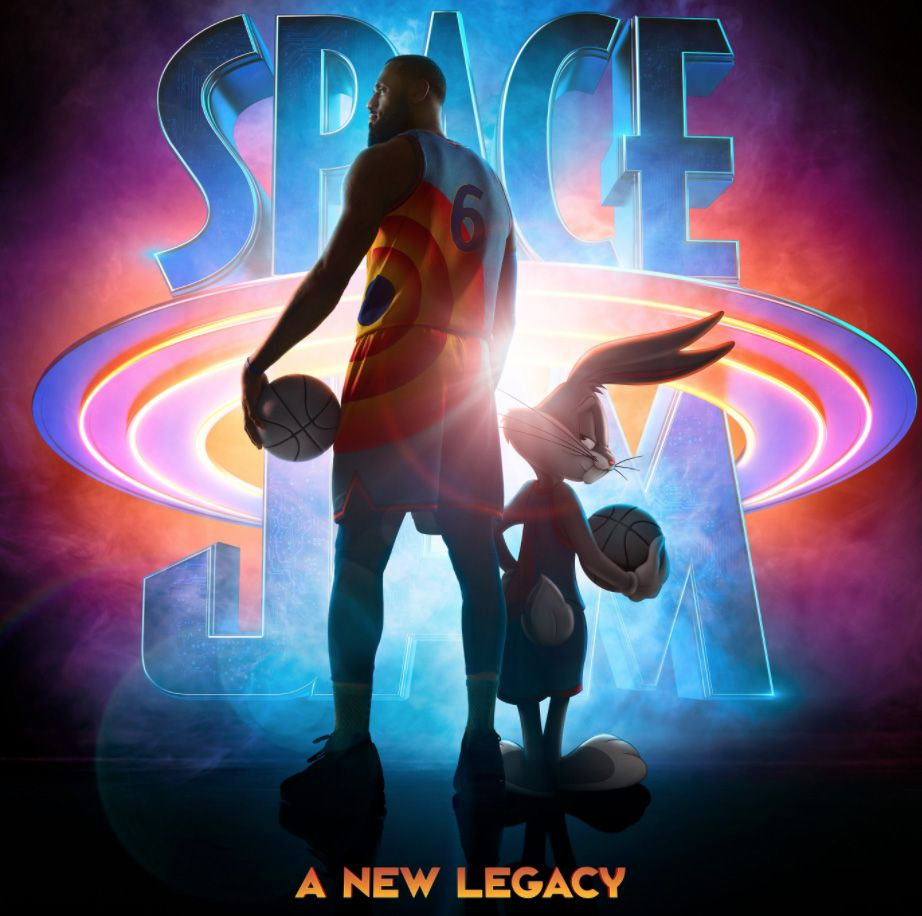 In 1st 'Space Jam: A New Legacy' trailer, LeBron James and Bugs Bunny battle the Goon Squad