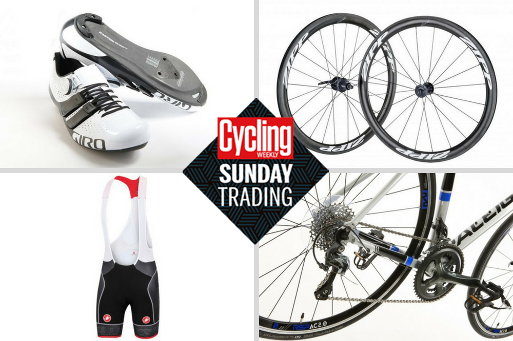 993086293c2 Sunday trading  £100 off Giro Factor Techlace shoes and deals on ...