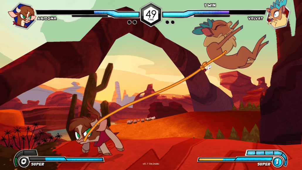 My Little Pony-inspired fighter Them's Fightin' Herds launches on April 2