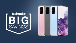 Galaxy S20 price cut at Samsung
