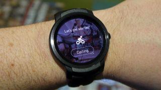Smartwatch Google Fit
