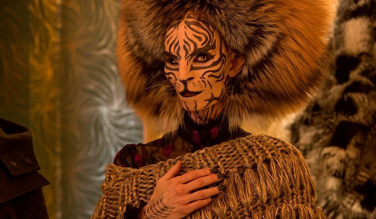 Eugenie Bondurant as Tigris in Hunger Games Mockingjay Part 2