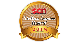 SCN Announces 2018 Stellar Service Award Winners
